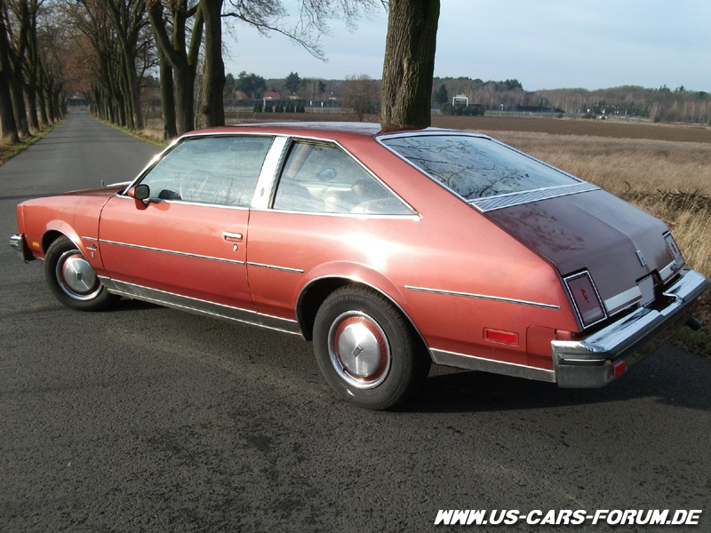 Olds cutlass aeroback potential retro rides for 1978 cutlass salon
