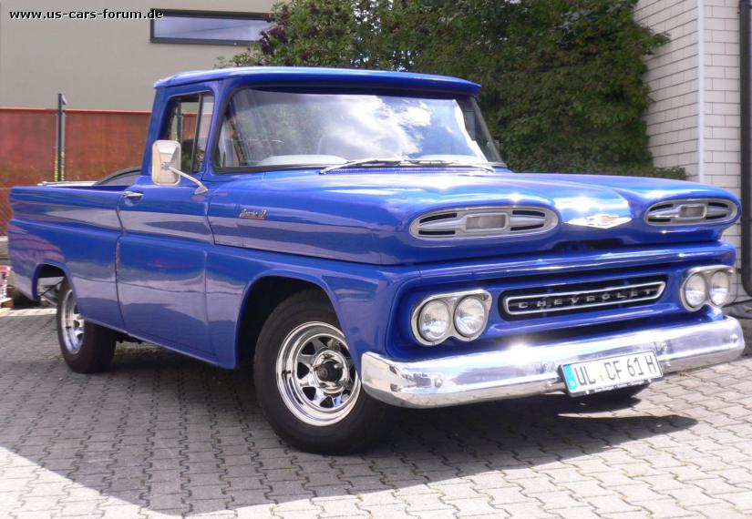 Chevrolet Apache C 10