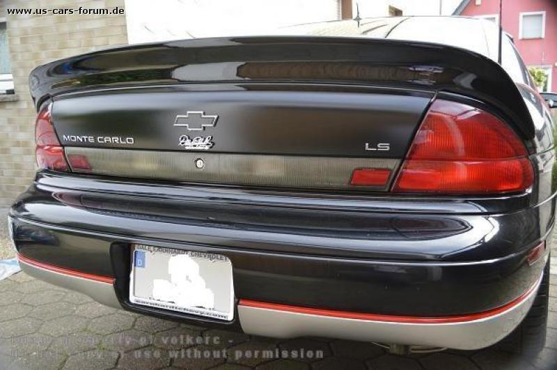 Chevrolet Monte Carlo LS