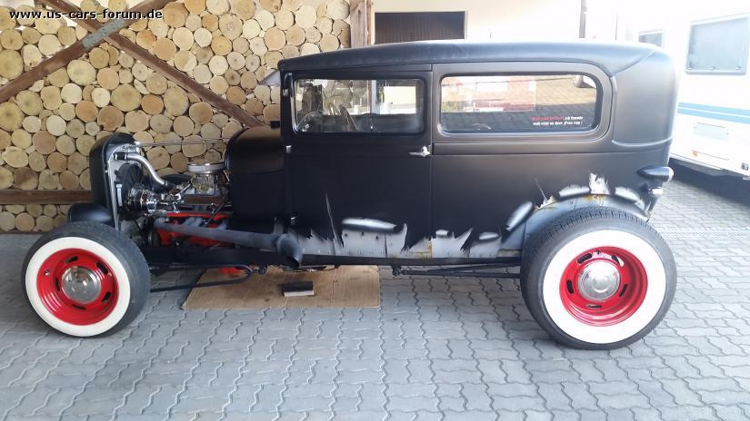 Ford A Sedan Hot Rod