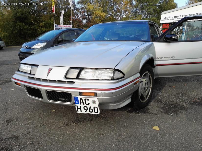 Pontiac Grand Prix Coupe