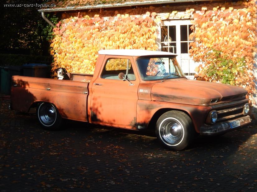 Chevrolet C 10 Pickup