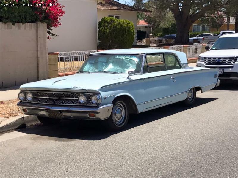 Ford Mercury Monterey