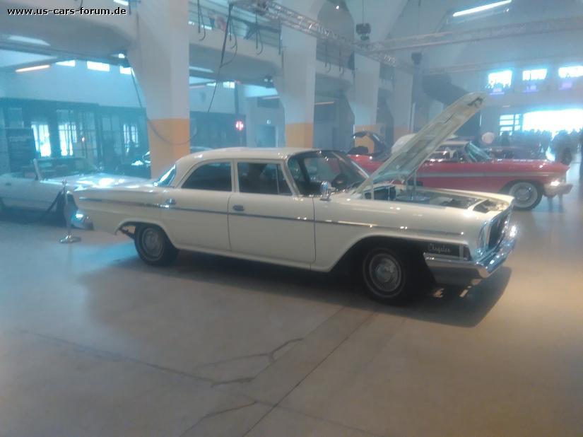 Chrysler Newport 4 Door Sedan