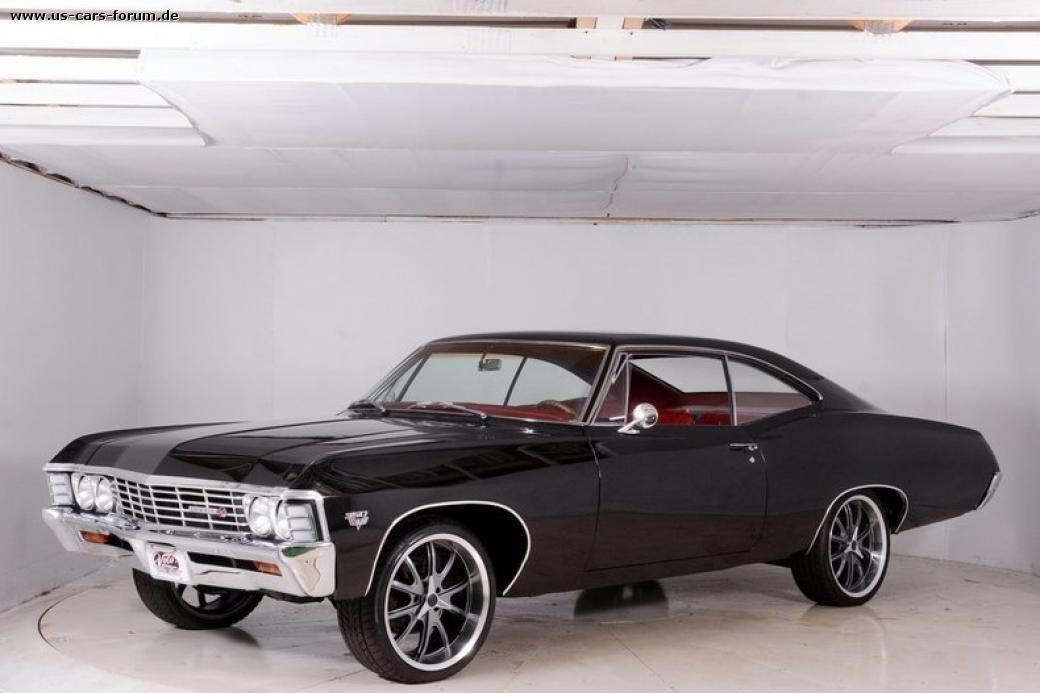 Chevrolet Impala Fastback