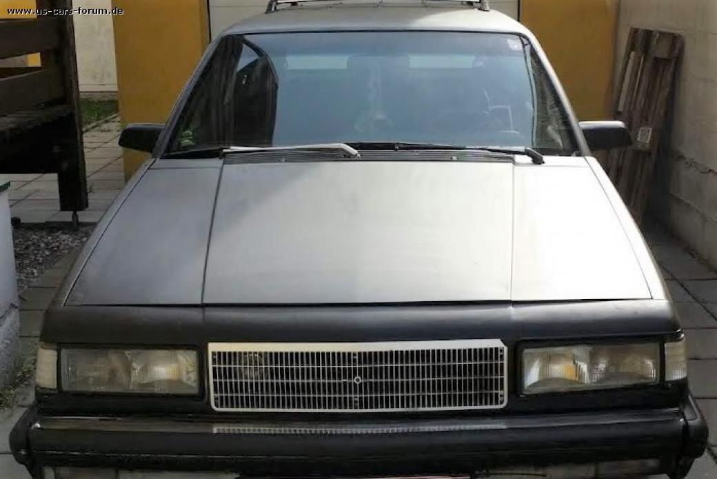 Chevrolet Celebrtiy 2.8 L V6