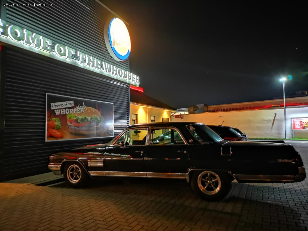 Buick Wildcat 4-door