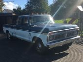1976 Ford F350 SuperCab