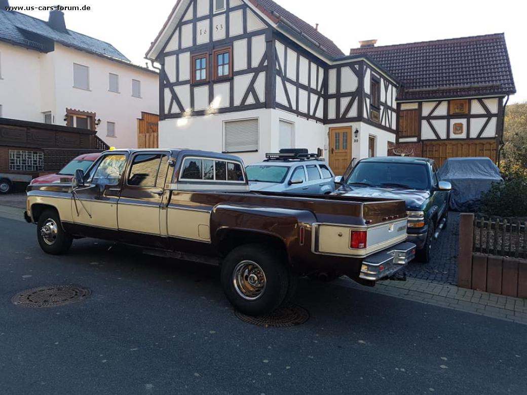 Chevrolet C30 Dually 454 cui