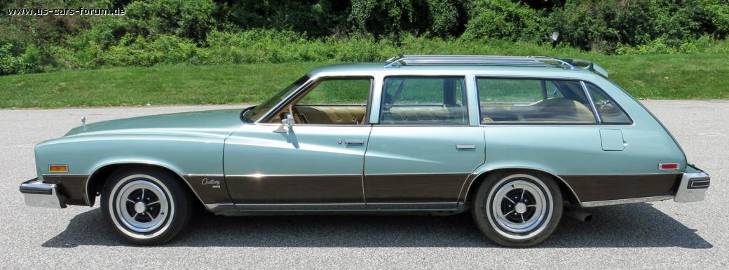 Buick Century Custom Wagon