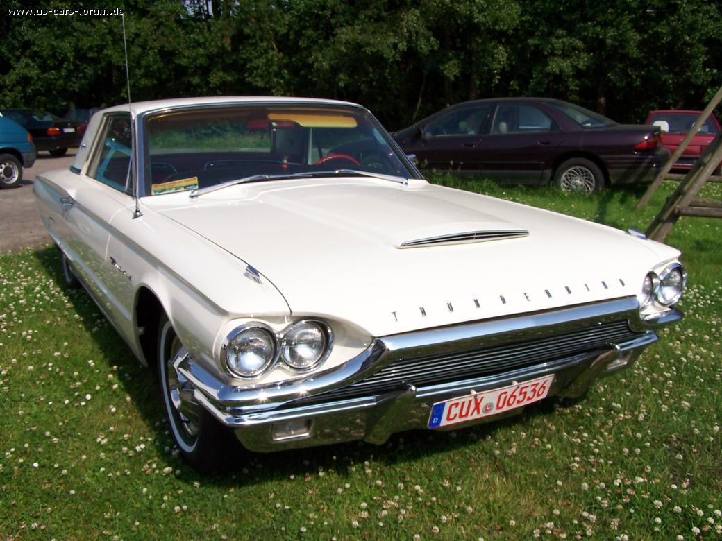 Ford Thunderbird Hardtop Coupe