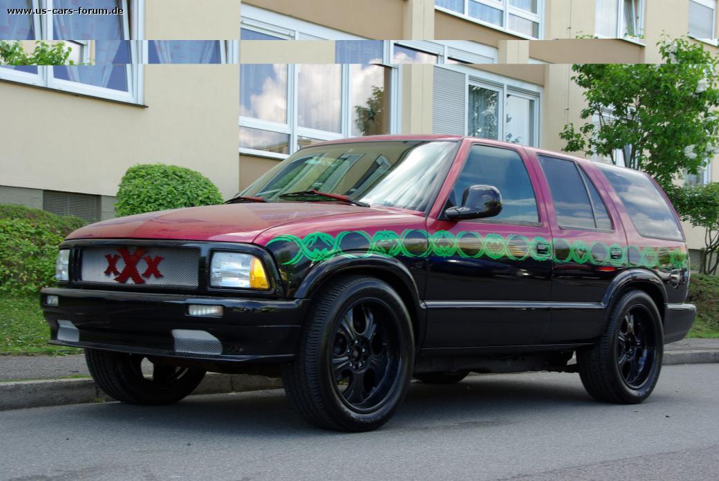 Chevrolet S10 Blazer