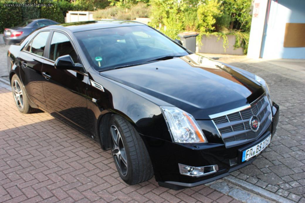 Cadillac CTS 3,6