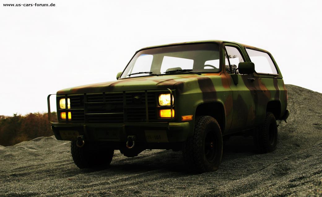 Chevrolet m1009  KombatK5  Blazer